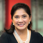 Siobhan Das (Executive Director of The American Malaysian Chamber of Commerce)