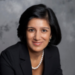 Shalini Mahtani, MBE (Co-Founder and Chair of The Zubin Mahtani Gidumal Foundation Ltd.)