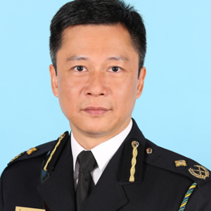 Jimmy Tam (Assistant Commissioner (Excise and Strategic Support), Hong Kong Customs and Excise Department at HKSAR Government)