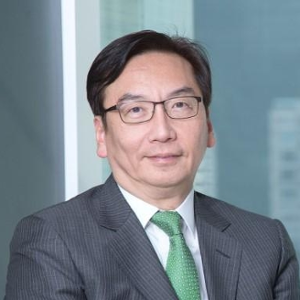 Raymond Cheng (Group General Manager & COO, Asia Pacific, HSBC)