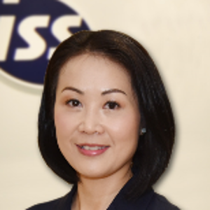 Grace Liang (Chief Commercial Director of ISS Facility Services Ltd)