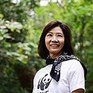 Karen Ho (Head of Corporate and Community Sustainability at WWF Hong Kong)