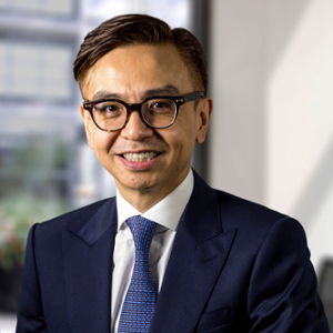 Michael Fong (Managing Director, Charles Schwab HK Ltd)