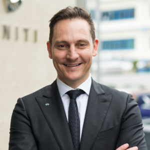 Dane Fisher (General Manager, Infiniti Global Transformation & Brand at Infiniti Motor Company Ltd.)