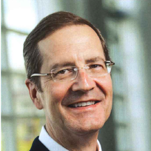 Charles Whiteman (Dean, Penn State University, Smeal College of Business)