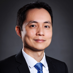 Steven Chan (Senior Director & Regional Head, Government Relations, Asia-Pacific, Paypal Pte Ltd)