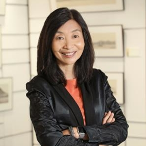Sabrina Lin (Vice President for Institutional Advancement at The Hong Kong University of Science & Technology)
