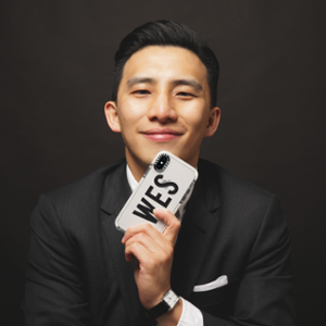 Wesley Ng (CEO & Co-Founder of CASETiFY)