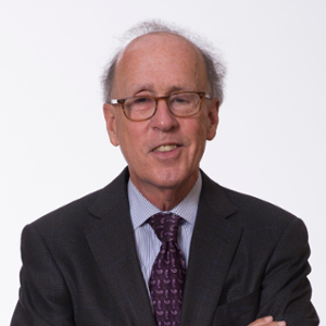 Stephen Roach (Senior Fellow at Jackson Institute of Global Affairs, Senior Lecturer, School of Management at Yale University)