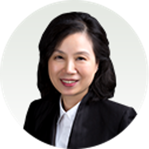 Sabrina Chan (Senior Executive Director of The Hong Kong Association of the Pharmaceutical Industry)