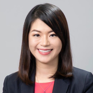 Eva Cheung (Manager of Strategic Solutions at Laserfiche International Limited)