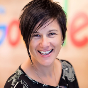 Leonie Valentine (Managing Director – Sales & Operations, Google (Hong Kong) Limited)