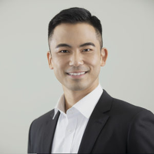 Sean Tang (Managing Director, Vice President, International Business of Laserfiche International Limited)