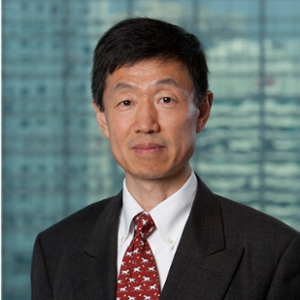 Weijian Shan (chairman and CEO of PAG)