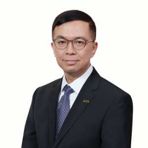 Stephen Liang (Assistant Executive Director of HKTDC)