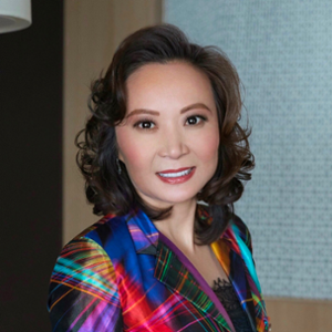 Jing Ulrich (Managing Director & Vice Chairman of Asia Pacific at JPMorgan Chase & Co.)