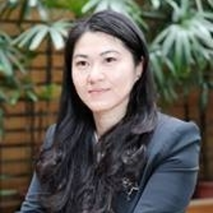 Tiffany Chen (Secretary General at Industrial Development Bureau, Ministry of Economic Affairs, Taiwan)