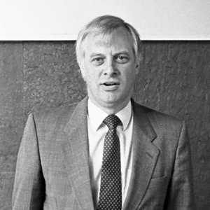Chris Patten (Chancellor  at  University of Oxford)