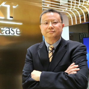 Larry Wong (Head of China Commercial and CPE Business, Commercial Group at HKT)
