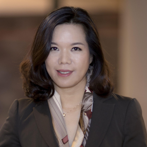 Shirley Xie (Consulting Leader at PwC China and Hong Kong)