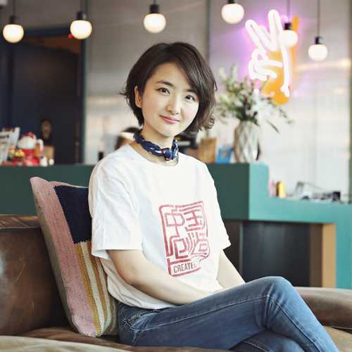 Lily Yang (Vice President, People, Greater China at WeWork)