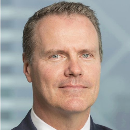 J. David Cruikshank (Chairman, Asia Pacific at BNY Mellon)