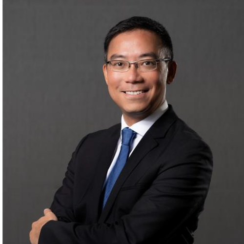 Thomson Lai (Executive Director, Innovative Solutions of AECOM)