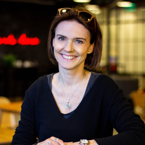 Karena Belin (Co-Founder, COO/CFO, RO of AngelHub)